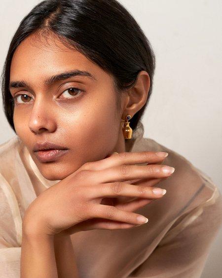 Pamela Love Vessel Earrings