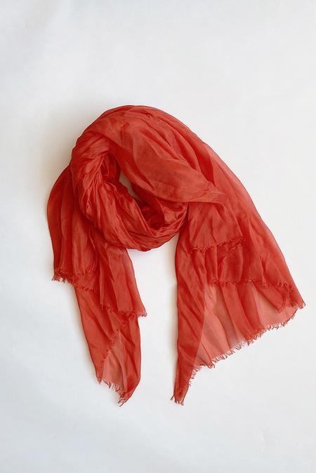 Manuelle Guibal 5642 Silk Scarves