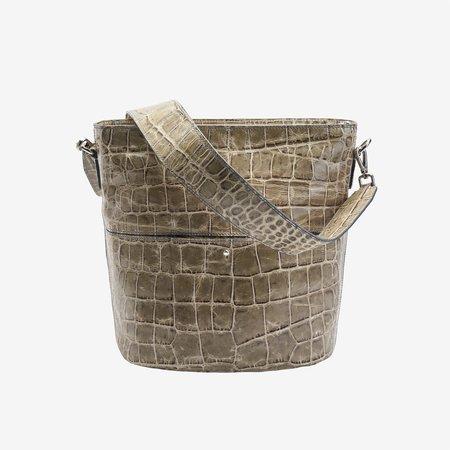 Tusk Olivia Bucket Bag - TAUPE
