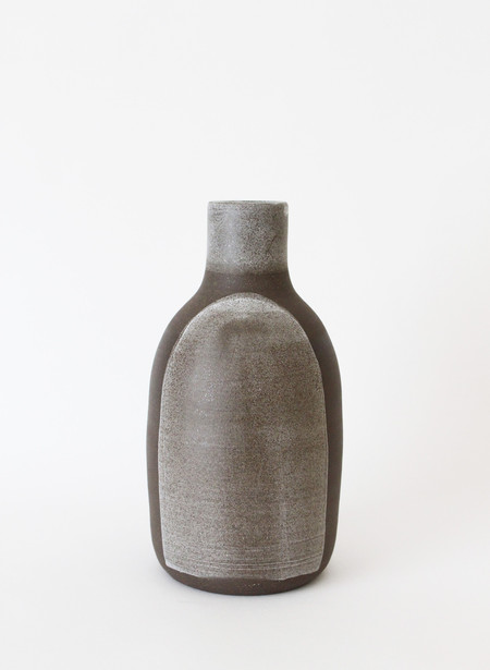 Yuko Nishikawa Ceramic Bottle Vase