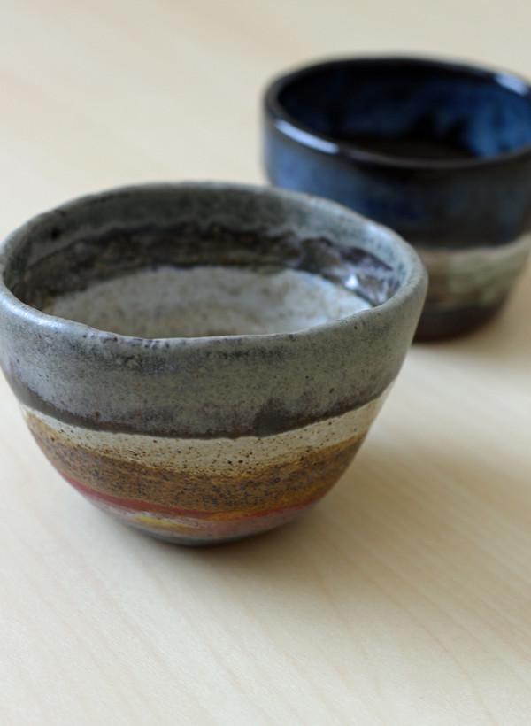 Shino Takeda Small Round Ceramic Bowl