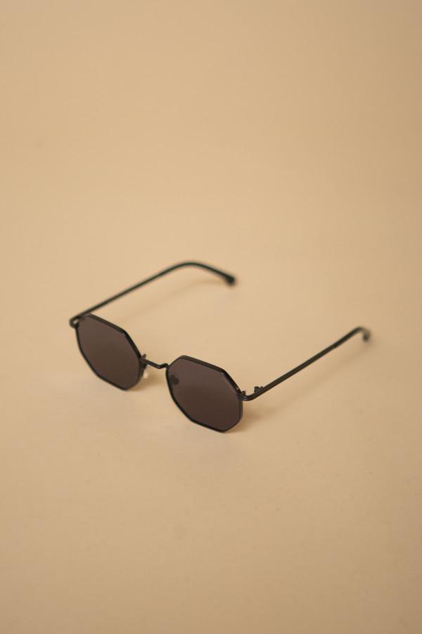 KOMONO Monroe Sunglasses / Matte Black