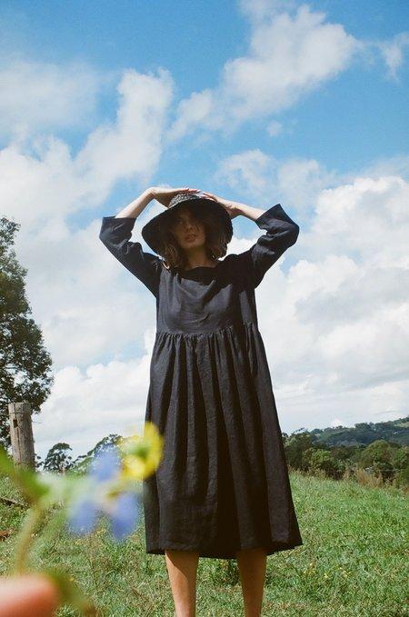 Emma Dress — Black