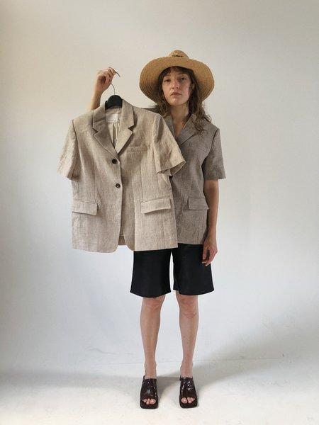 Understanding Summer Linen Blazer