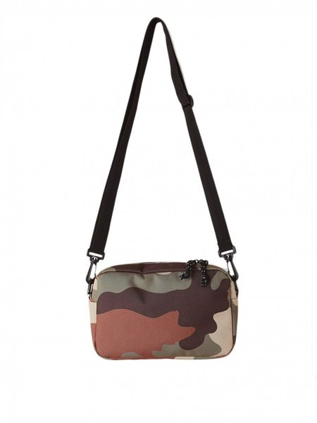 Obey Camo Wasted Sling Bag - Green