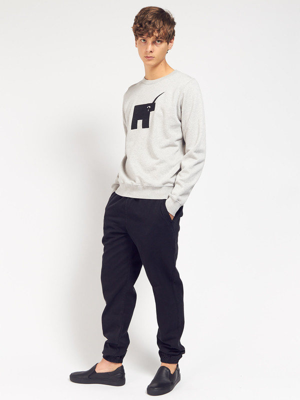 Men's Uniforms For The Dedicated Roundneck Sweatshirt