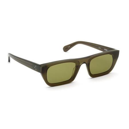 Krewe Wisner Sunglasses - Sage