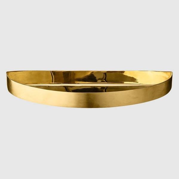"""AYTM """"Unity"""" tray with Brass and Rose inserts"""
