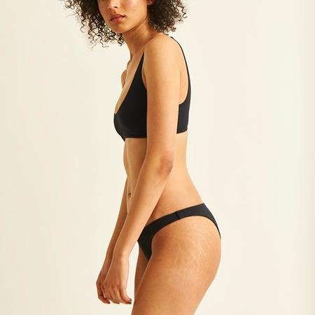Skin Jordan Shelf Bikini Top - Black
