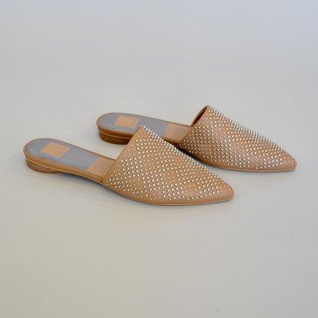 Dolce Vita Studded Flat - MOCHA