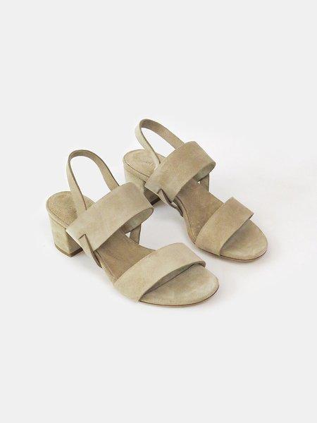 del carlo akan sandal - valencia pomice