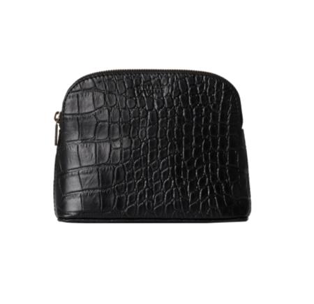 O My Bag Cosmetic bag - black croco
