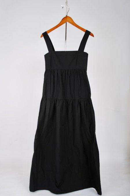 Three Graces Cosette Maxi Dress - BLACK