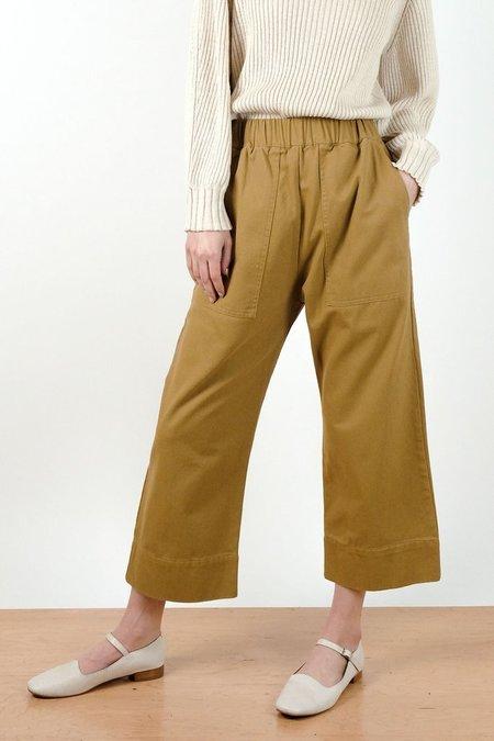 Micaela Greg Utility Pant - Golden