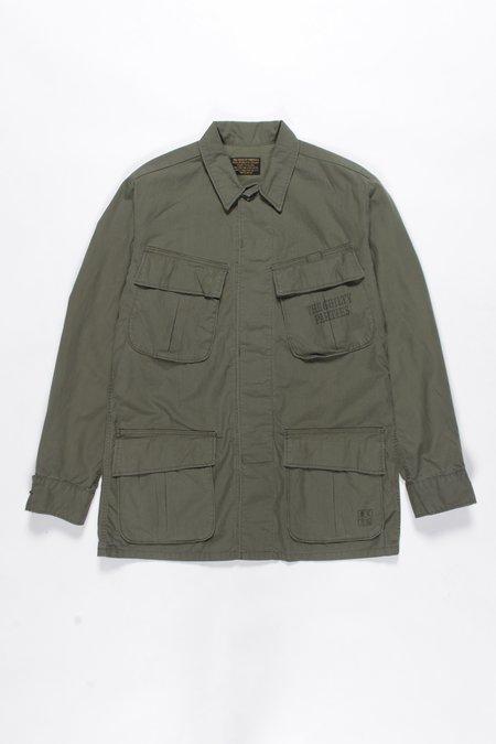 WACKO MARIA Fatigue Jacket - Khaki