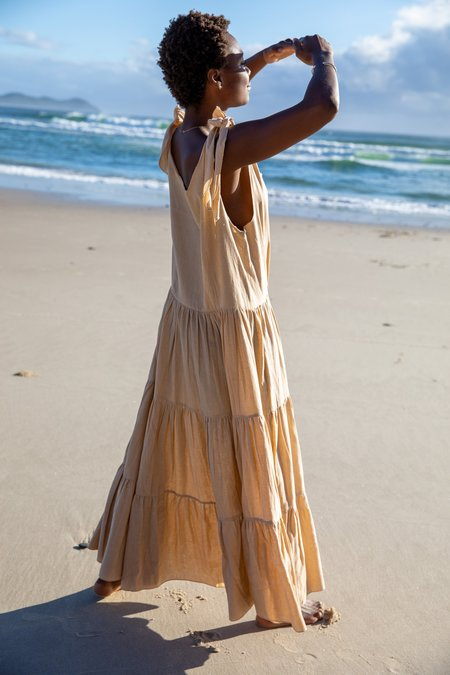 Little Tienda Luana Dress - Sand
