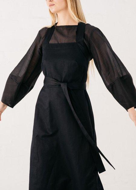 FME Apparel Pini Wrap Dress - Midnight