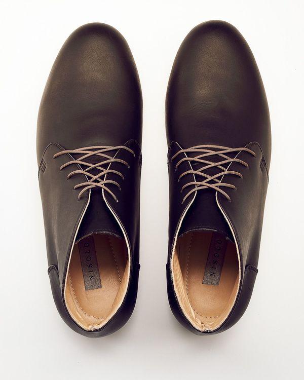 Nisolo Emilio LE Chukka Boot Noir - What's It Worth