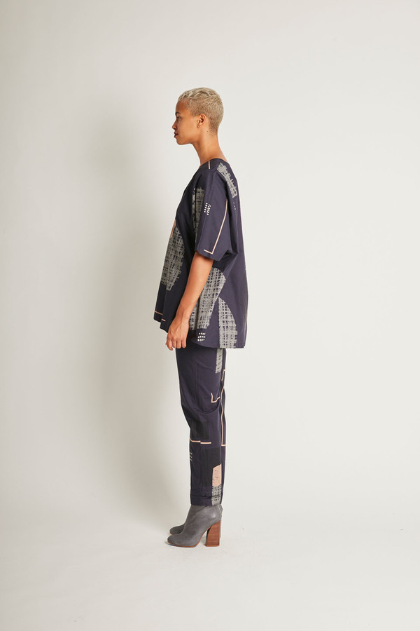 Kowtow Frank Top in Case Study