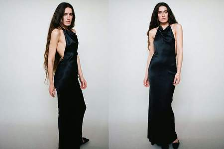 Bevza Abla Dress - Black