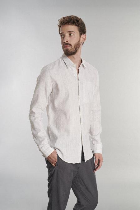 Delikatessen Feel Good Cotton Shirt - Grey