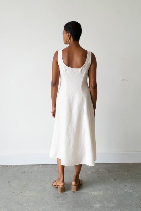 Waltz Terrazza Dress - Dove