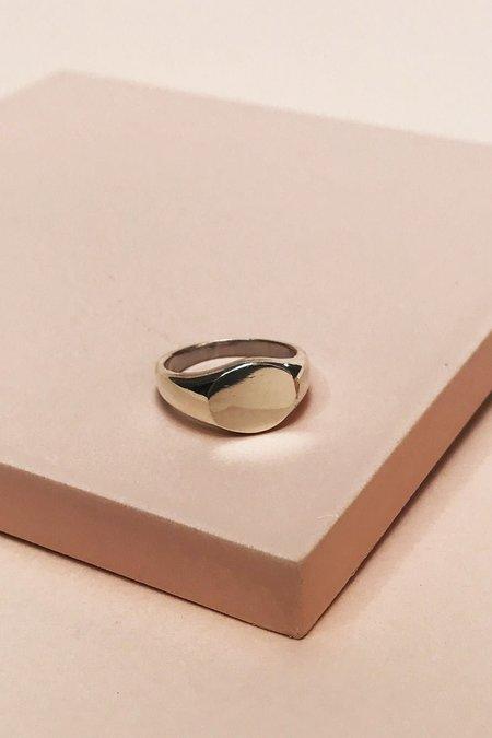 Tarin Thomas Arthur Signet Ring - Silver