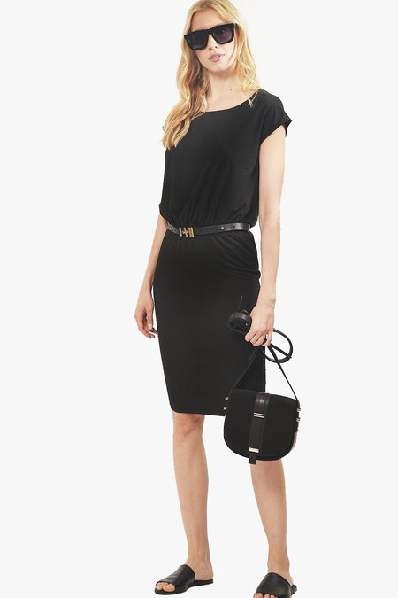 Just Female Cole Dress - Black