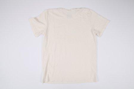 Unisex Jungmaven Baja Pocket Tee - Washed White