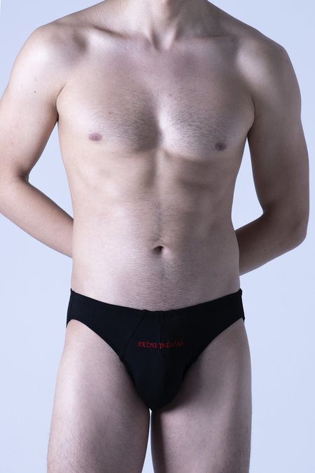 TRANSE Paris Extra Painful Briefs
