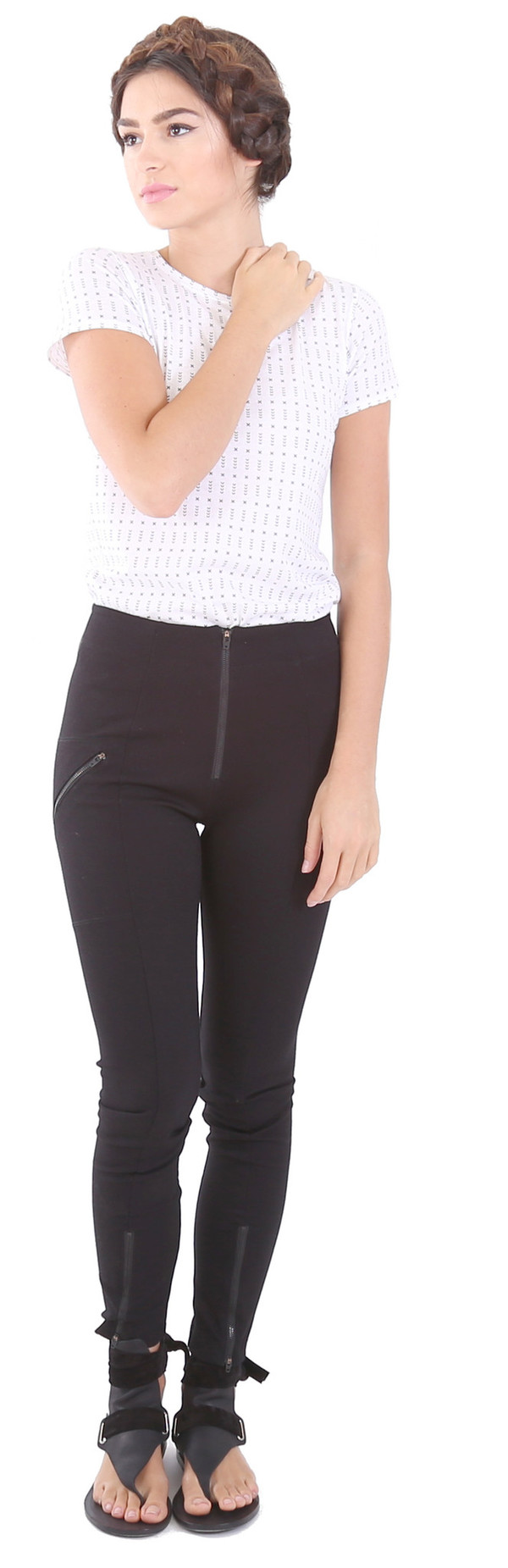 Prairie Underground 4-Way Zip Legging