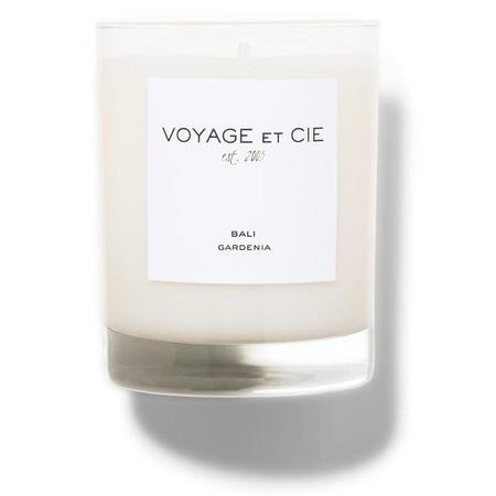 Voyage Et Cie Gardenia Candle