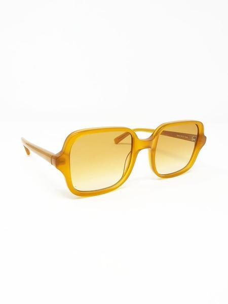 Chimi Square Sunglasses - Honey