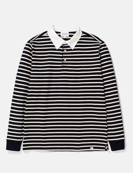 Norse Projects Ruben Compact Cotton Polo -