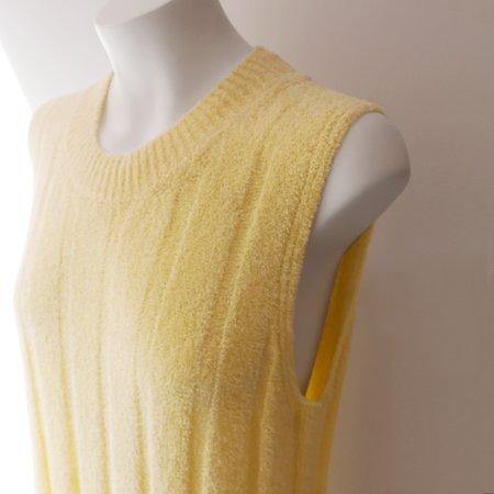 RUS Rayon Dress - Butter