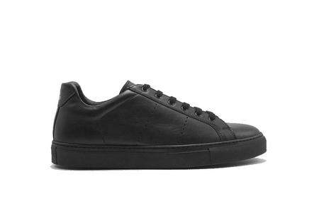 National Standard Edition 04 Sneaker - Black Leather