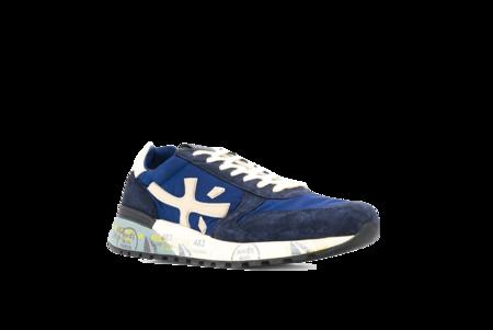 Premiata Mick Sneaker - Blue/White