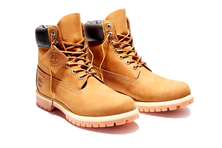 Timberland 6 In Premium Waterproof Boot - Orange