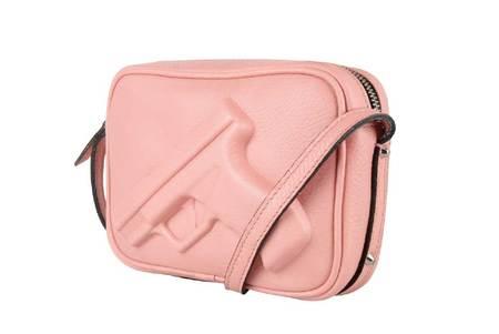 Vlieger & Vandam Gun Camera Bag - Pink