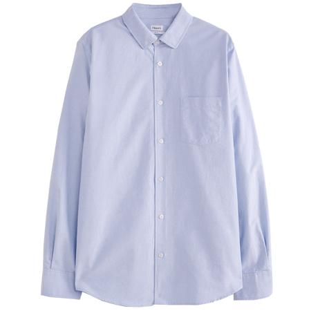 Filippa K Tim Oxford Shirt - Light Blue