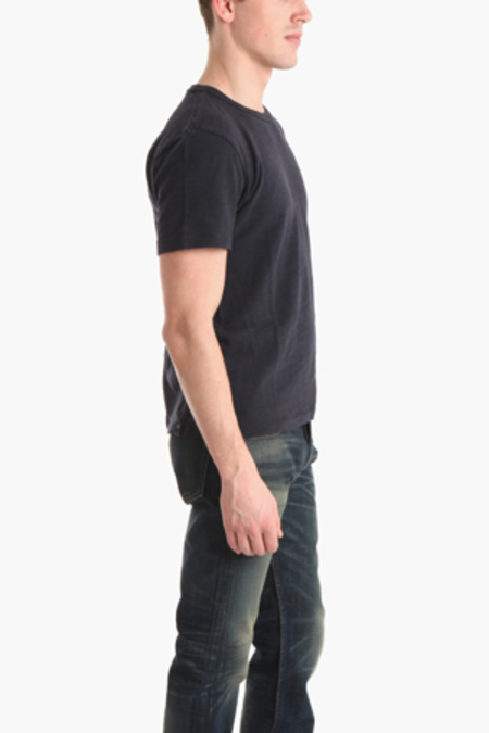 Rag & Bone Basic T-Shirt - Almost Black