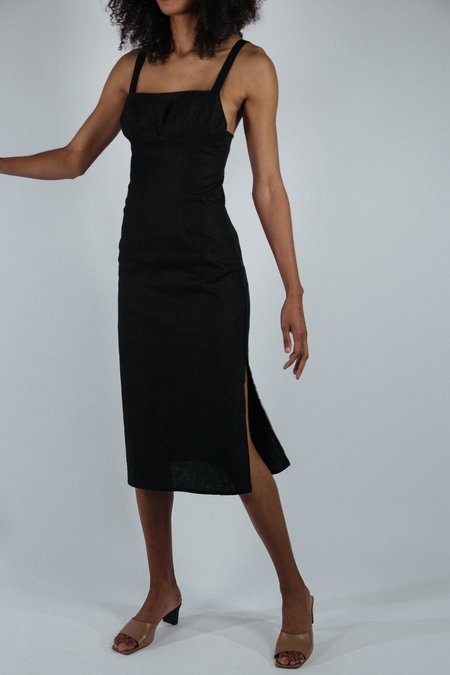 Angie Bauer Olivia Dress - Black