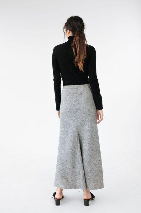 BEFORE MARCH Chloe skirt - Grey