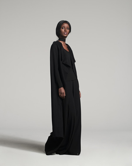 VOZ Apparel Wool Cloak