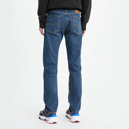 Levi's Premium 501 '93 Straight Jeans - Blue Eyes Baby Dark Wash