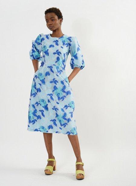Meg Roma Dress - Sky