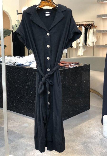 Together Midi Dress - Black