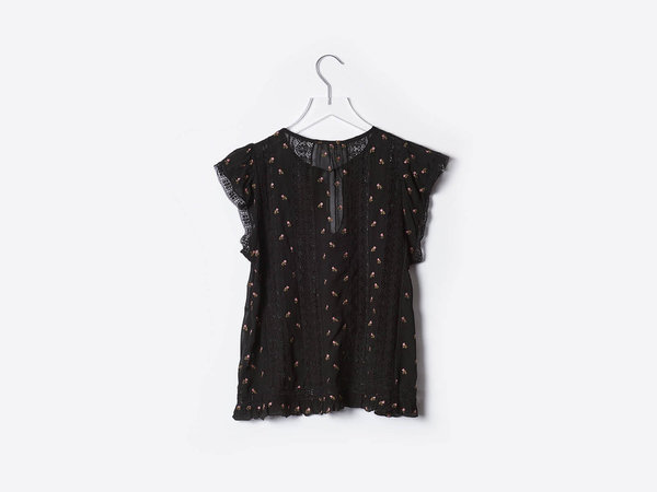 Ulla Johnson Magdalena Blouse