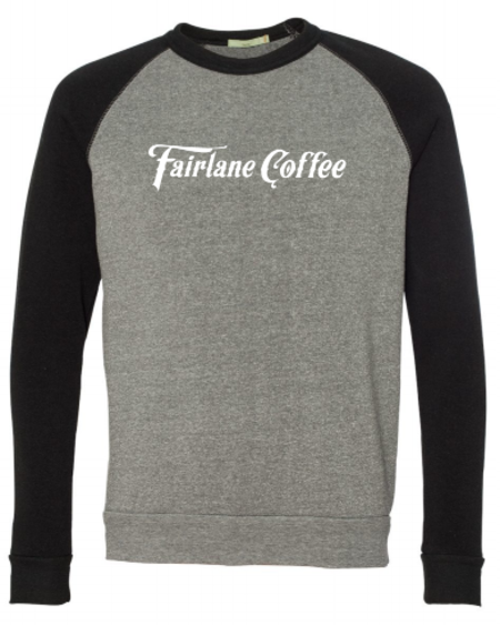 Animal Traffic Fairlane Coffee Fleece Sweater