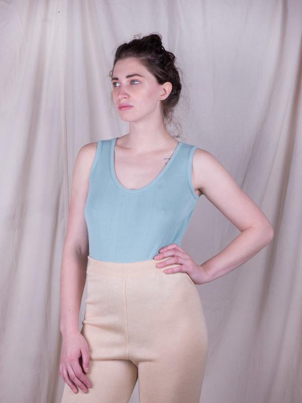 DUO NYC Vintage Giorgio Armani Bodysuit